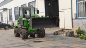 European Mini Compact Loader Zl08 pictures & photos