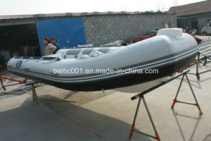 Fiberglass Wort Boats Manufacture Ce Rib 470 pictures & photos