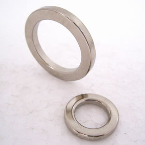 Superb RIng Neodymium Magnets with RoHS Approved pictures & photos