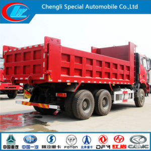 Tipper Truck, 6X4 Dump Truck by Faw Brand (Strenthened type) pictures & photos