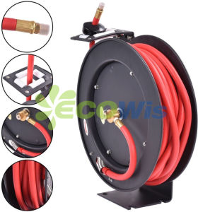 Auto Rewind Retractable Air Hose Reel Swivel Tool pictures & photos