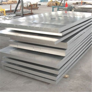 Plain Aluminum Sheet for Ship 7075 pictures & photos