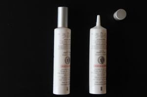 Eye Cream Plastic Tube with Aluminum Cap pictures & photos