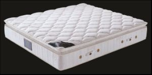 High Quality Nature Latex Pocket Spring Mattress (P386) pictures & photos