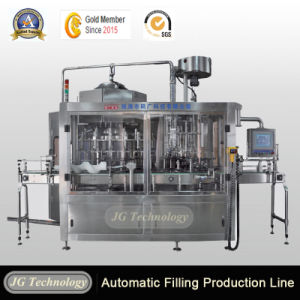 Rotary Weighing Filling Machine at High-Speed