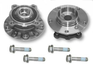 Front Hub Unit Bearing Kit (VKBA3444) for BMW