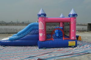 2014 New Design Inflatable Bouncer Slide B3089 pictures & photos