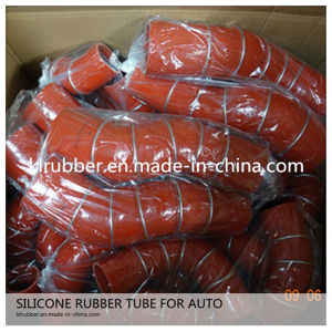 Silicone Reinforced Hose Radiator Tube for Auto Parts pictures & photos