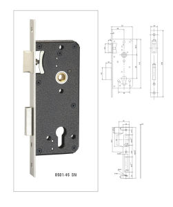 High Quality Mortise Door Lock Body, High Security Door Lock pictures & photos