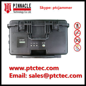 Portable Signal Jammer Amy Signal Jammer GSM Signal Jammer/Military Signal Jammer pictures & photos