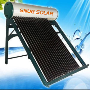 Compact Pre-Heating Pressurized Solar Water Heater pictures & photos