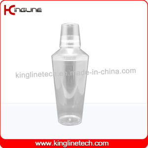 750ml plastic Cocktail shaker(KL-3070) pictures & photos