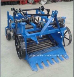 High Efficient Single Row Potato Harvester for Sale pictures & photos