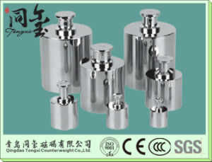 E1, E2, F1, F2, M1 Class OIML Standard Stainless Steel Calibration Weight pictures & photos