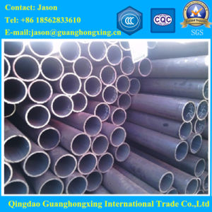 GB20#, ASTM1020, Dinck22, JIS S  20c Seamless Steel Pipe with Reasonable Price pictures & photos
