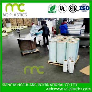 PVC Soft/Rigid Film for Static Protective /Inflatable Toys/Insulation Electrical Tapes/Flexible Air Ducts/Windon Film/Lamination and Coating Products pictures & photos