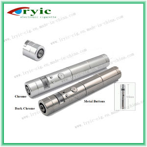 Popular Design Stainless Steel E-Cigarette VV Mod, Vamo with Rechargeable Battery