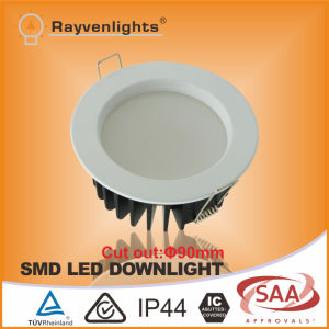 Factory Directed Sell Dimmable 12W SMD LED Downlight SAA