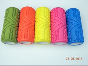 EVA Foam Roller, Grid Foam Roller, Hollow Foam Roller, Massage Foam Roller -5 pictures & photos