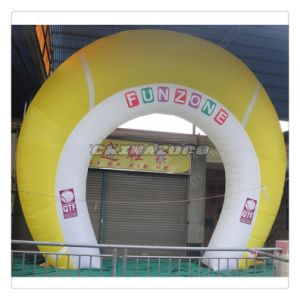 Amazing Design New Arrival Rainbow Inflatable Arch for Sale pictures & photos