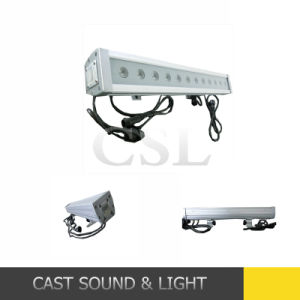 Waterproof 12PCS*3W RGB Stage Wash Light LED Wall Washer pictures & photos