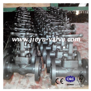 Forged Steel A105 Flange Gate Valve pictures & photos