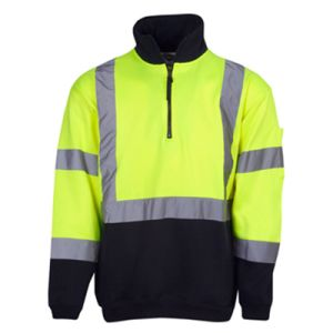 Winter Strip Yellow Reflective Jacket pictures & photos