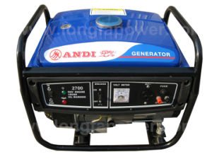 2kw YAMAHA Type Gasoline Electric Power Generators pictures & photos