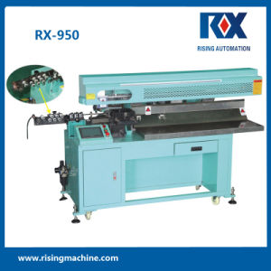 Rx-950 Fully Automatic Cutting Stripping Machine