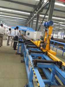 CNC Drilling Machine for H Beams pictures & photos