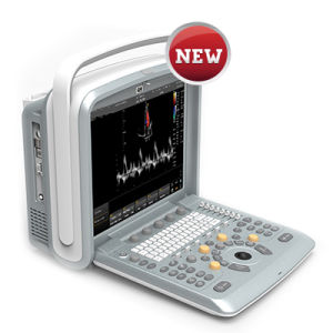 Laptop Portable Animal Veterinary Ultrasound Color Doppler (SC-Q9 VET) pictures & photos
