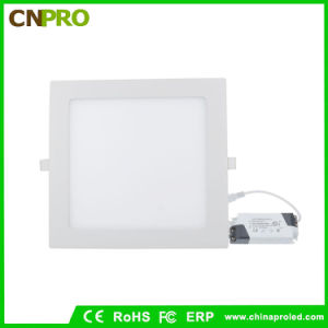Die-Casting Aluminum Heatsink 24W LED Ceiling Panel Whith Energy Saving pictures & photos