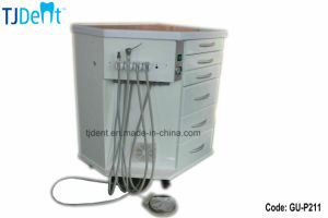 Portable Dental Unit with Drawer (GU-P211) pictures & photos