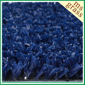 Blue Colored Sport Artificial Grass (STW-B20H20BM)