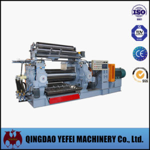 Open Mixing Mill of Rubber Machinery pictures & photos
