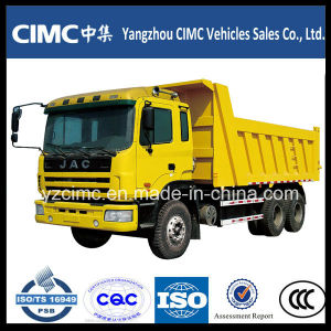 6X4 30ton JAC Dump Truck pictures & photos