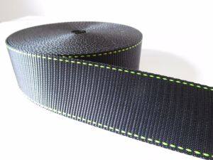 45mm Nylon Webbing for Safety Belt pictures & photos