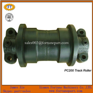 Spare Parts for Excavator Komatsu PC200-7 Undercarriage Track Roller pictures & photos