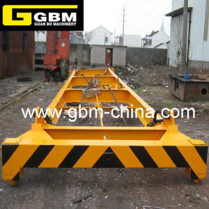 20feet Container Spreader Semi Automatic Container Lifting Spreader for Gantry Crane pictures & photos