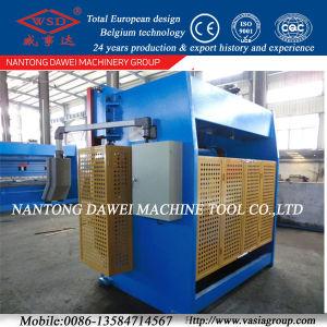 CNC Bending Machine with Delem Da52 Controls
