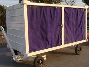 3t Paint Canopy Waterproof Baggage Cart (HFGP-04)