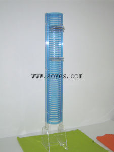 Acrylic CD Rack (AUC019-1)