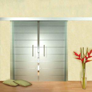 Finterior Sliding Glass Door /Office Door Sliding Glass Door pictures & photos