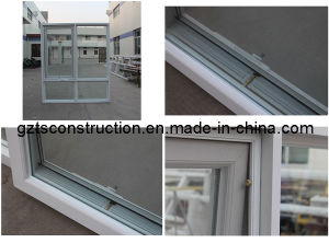 Aluminum Awning Window with Flyscreen and AS/NZS2208 Certification pictures & photos