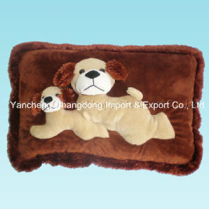 Plush Dog Cushion with Soft Material pictures & photos