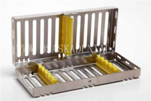 Dental Disinfect Box for Instrument Sterilization Large Size pictures & photos