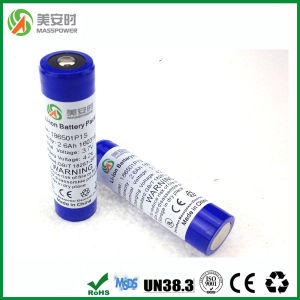 High Quality 18650 3.7 Volt Li-ion Battery