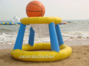 Inflatable Basket Ball Games / Inflatable Water Sport Game/ Inflatable Water Game