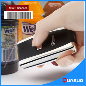 Wireless Bluetooth Barcode Mini Scanner for Ios, Android and Windows pictures & photos