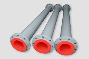 API 5L X52 3PE Steel Pipe Anti Corrosive Lining Pipe